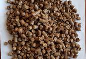 młóto browarniane suche granulowane
