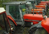 traktory, koparki najtansze anglia