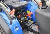 Miniciągnik Solis 26 4WD 1