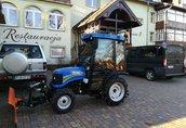 Miniciągnik Solis 26 4WD 3