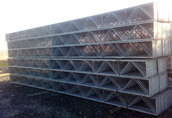7, 90 m. konstrukcja stalowa hala wiata magazyn obora kurnik
