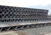 Kratownica dachowa 9, 50 m. konstrukcja stalowa hala wiata magazyn