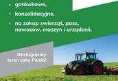 Agro Kredyty - Gotówkowe, Hipoteczne, Konsolidacyjne, Leasingi
