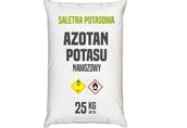 Azotan potasu nawozowy, saletra potasowa 25 kg