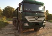 Mercedes 50 44 Wywrotka 10x8