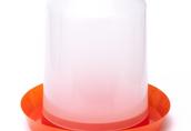 Karmnik dla drobiu 4 kg +poidło 5 litrów