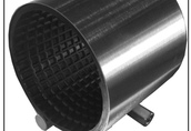 Opaski do łączenia rur instalacji wentylacji, powietrza i odpylania