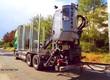 Transport lokalny Scania R 730 osie 6x4 klonice dzwig