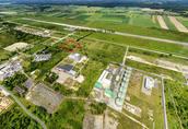 Działka przemysłowa przy autostradzie A4, 1, 73 ha MPZP, media