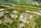 Grunt inwestycyjny 7, 76 ha przy autostradzie A4, zjazd, media