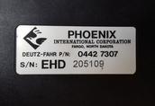 EHD Phoenix Box EHD / EHR Box Deutz-Fahr