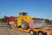 transport kombajnów rolniczych ciągników maszyn
