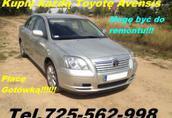 Ursus Kupię Toyotę Avensis I lub II Corollę e9 E9 E10...
