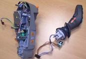 FENDT joystick VARIO 3