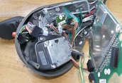FENDT joystick VARIO 4