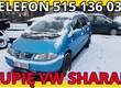 Pozostałe Kupię pilnie VW SHARAN 2.0 benzyna