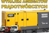 Wynajem agregatów prądotwórczych, Cała Polska