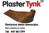 HIT, PROMOCJA PlasterTynk- elastyczna deska elewacyjna, imitacja
