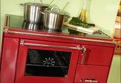 Kuchnie węglowe, na drewno, pellety, piecyki, kominki. 86