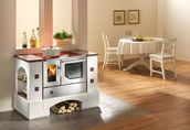 Kuchnie węglowe, na drewno, pellety, piecyki, kominki. 103