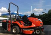 Japońskie mini traktory ogrodnicze Warszawa 11