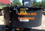Mixer betoniarka KOŁASZEWSKI do ciągnika hydraulika elektryka
