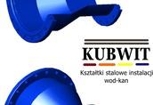 |Kształtki stalowe na instalacje wodne i technologiczne KUBWIT