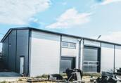 14x20 Konstrukcja stalowa hali nowa hala magazyn obora kurnik