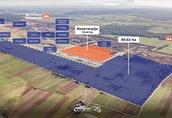 59 ha teren inwestycyjny przy autostradzie A4, MPZP, media