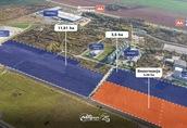 21 ha grunt przemysłowy przy autostradzie A4, MPZP, media