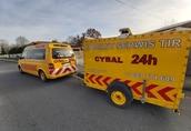 Mobilny Serwis Tir, serwis wyjazdowy ciężarowe Sulechów S3 Kargowa