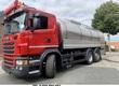 Pozostale maszyny i narzedzia Scania13-G440- CYSTERNA DO MLEKA