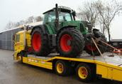 Transport maszyn ciągników Pomoc Drogowa Wolsztyn Leszno Kościan