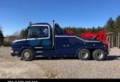 Pozostale maszyny i narzedzia Scania model T164 LA 6x4 NA 480KM. . Auto do transportu...