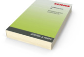 Katalog części Claas Dominator 88 inne 98 108 78