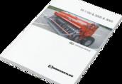 NORDSTEN FS 1100 2000 3000 Instrukcja tabela