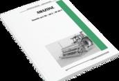 Amazone D8 tabele wysiewu Instrukcja obsługi PL