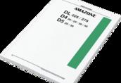 Amazone D4 D5 DL 225 275 tabele wysiewu