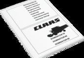 Instrukcja obsługi Claas Dominator 76 66 56 PL