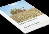 Katalog części Claas Consul
