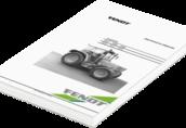 Instrukcja obsługi Fendt Farmer 307 308 309 310 311 312