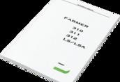 Fendt Farmer 310 311 312 LSA LS Instrukcja obsługi