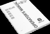 Instrukcja Manual New Holland 8050 8060 8070 8080