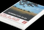 Katalog części Claas Dominator 80 85