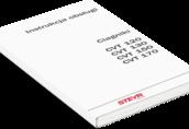 Instrukcja obsługi STEYR CVT 120 130 150 170