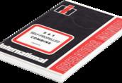 Instrukcja obsługi International IH 541 Schemat
