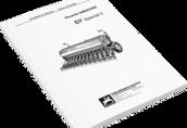 Amazone D7 Special II tabele wysiewu Instrukcja