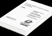 Kombajny zbożowe Katalog części Laverda 2350 Katalog w wersji...