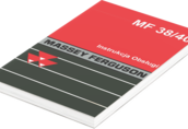 Instrukcja obsługi Massey Ferguson MF 38 40