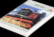 Katalog części MF 30 32 Massey Ferguson